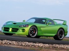 2007 Hennessey - Dodge Viper Venom 1000 Twin Turbo SRT Coupe
