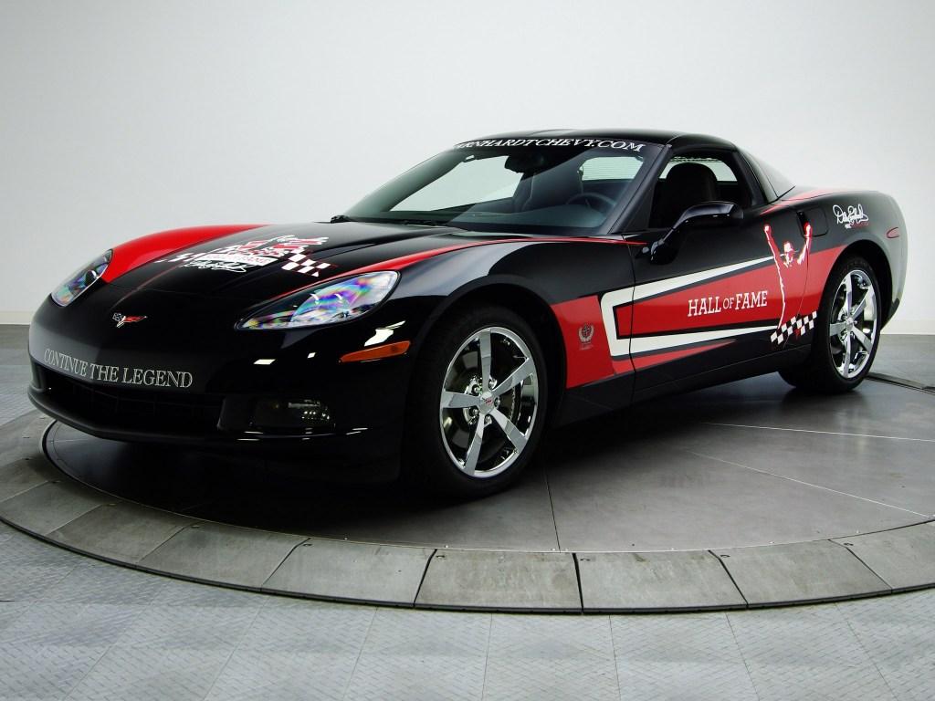 2010 Chevrolet Corvette Coupe Earnhardt