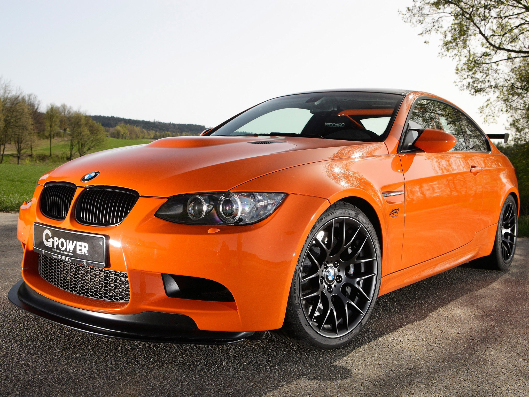 2010 G-power - Bmw M3 GTS