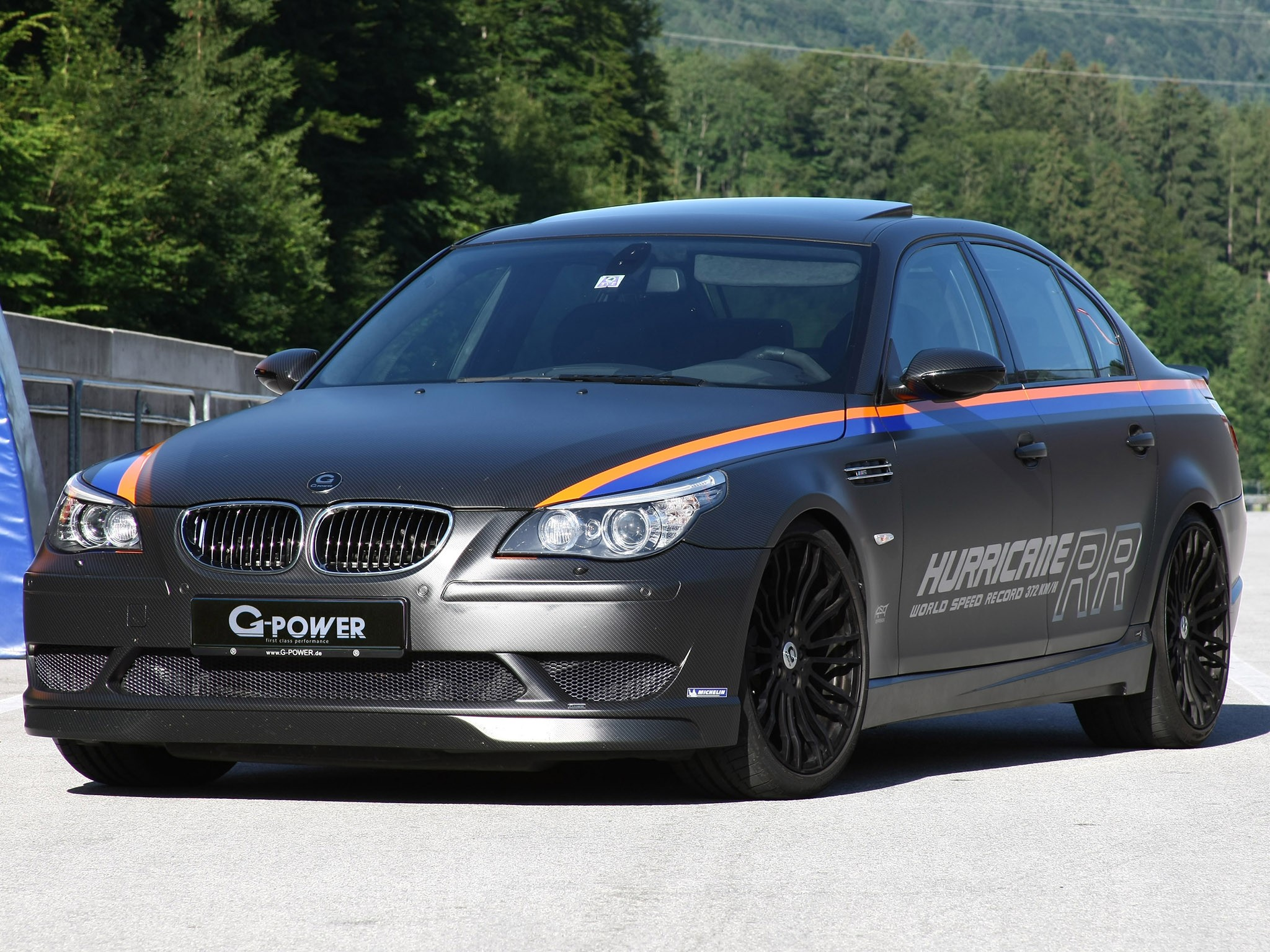 2010 G-power - Bmw M5 Hurricane RR