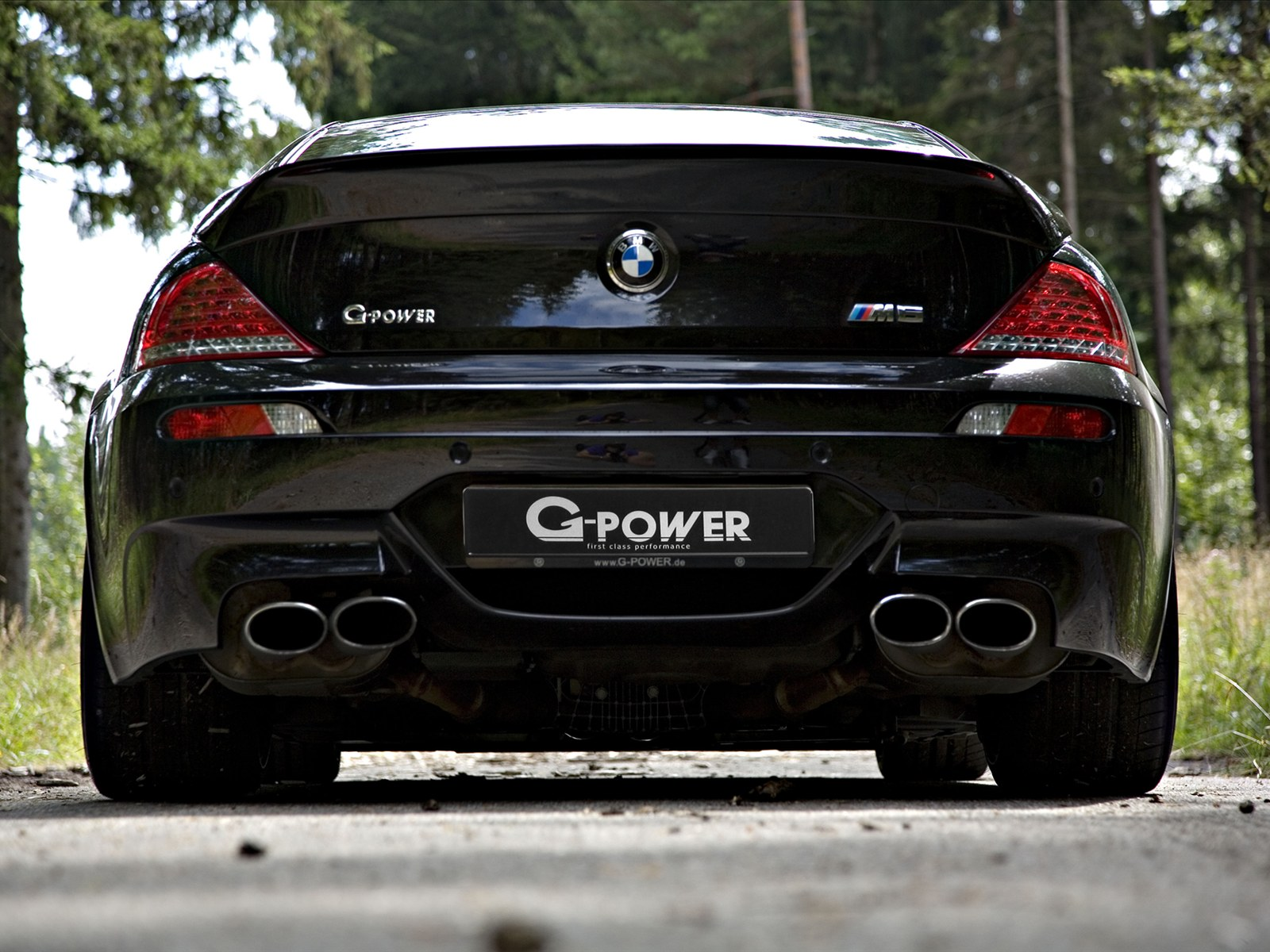 2010 G-power - Bmw M6 Hurricane RR