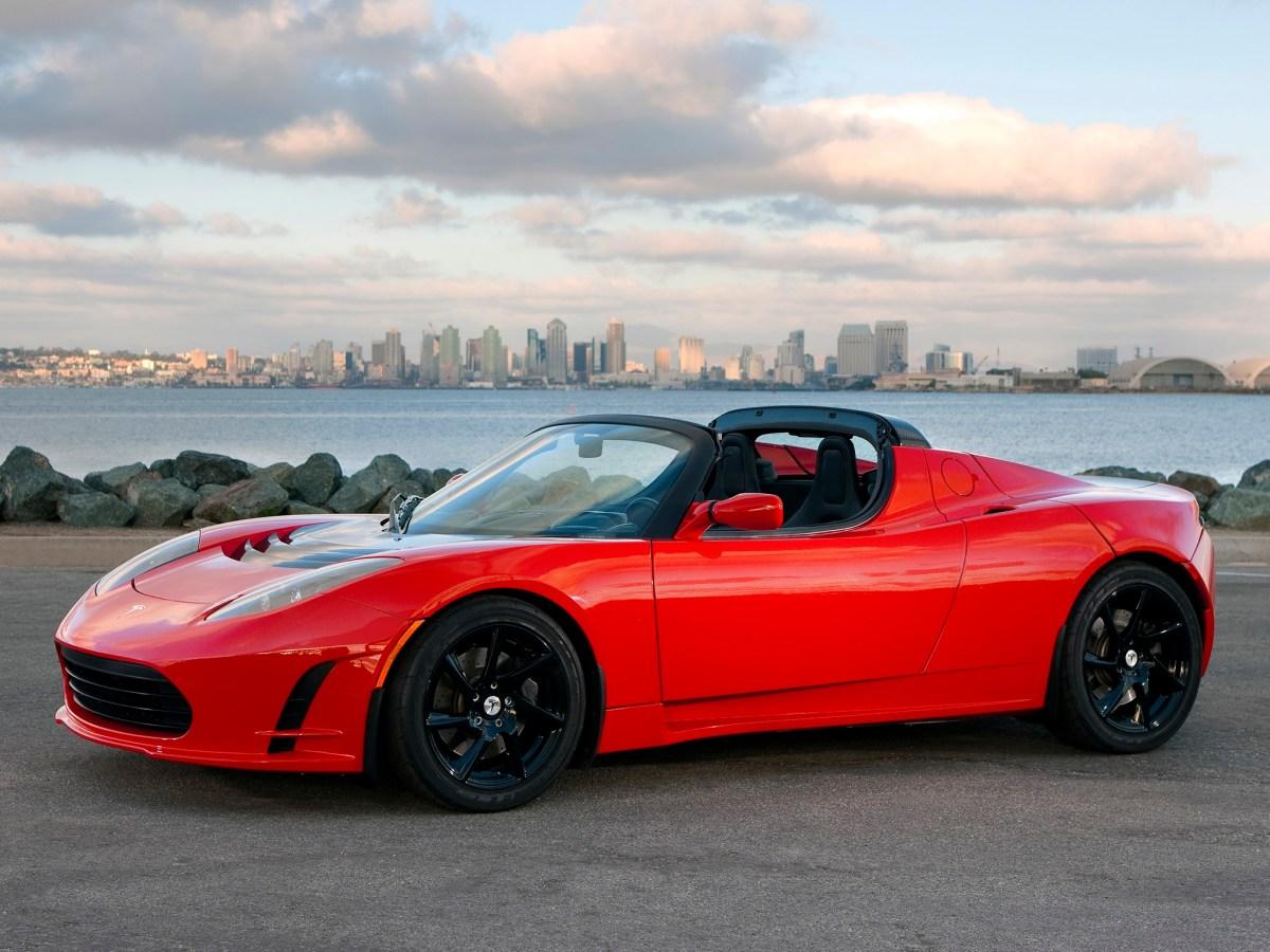 2010 Tesla Roadster 2.5