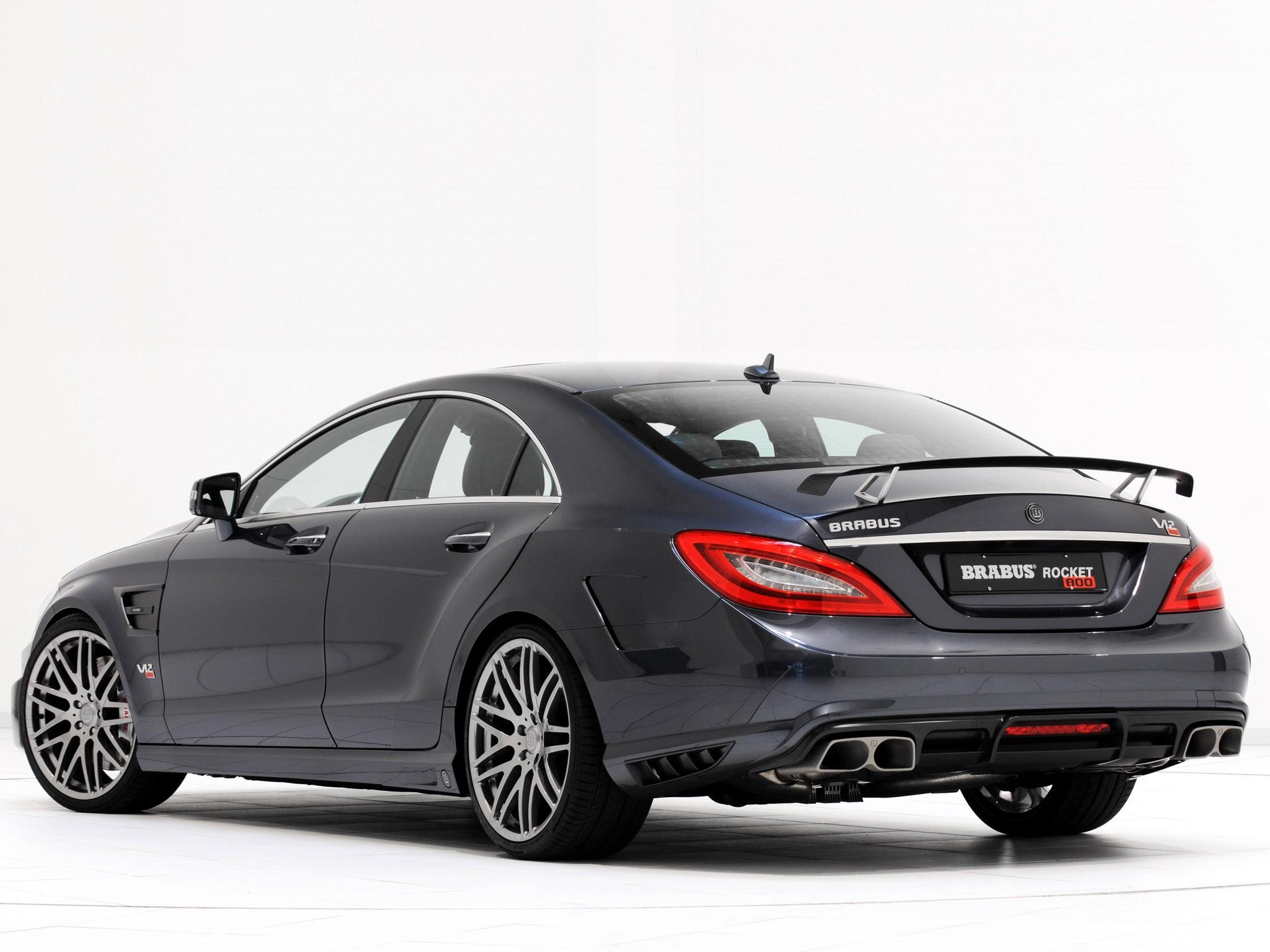 2011 Brabus Mercedes CLS Rocket 800 C218