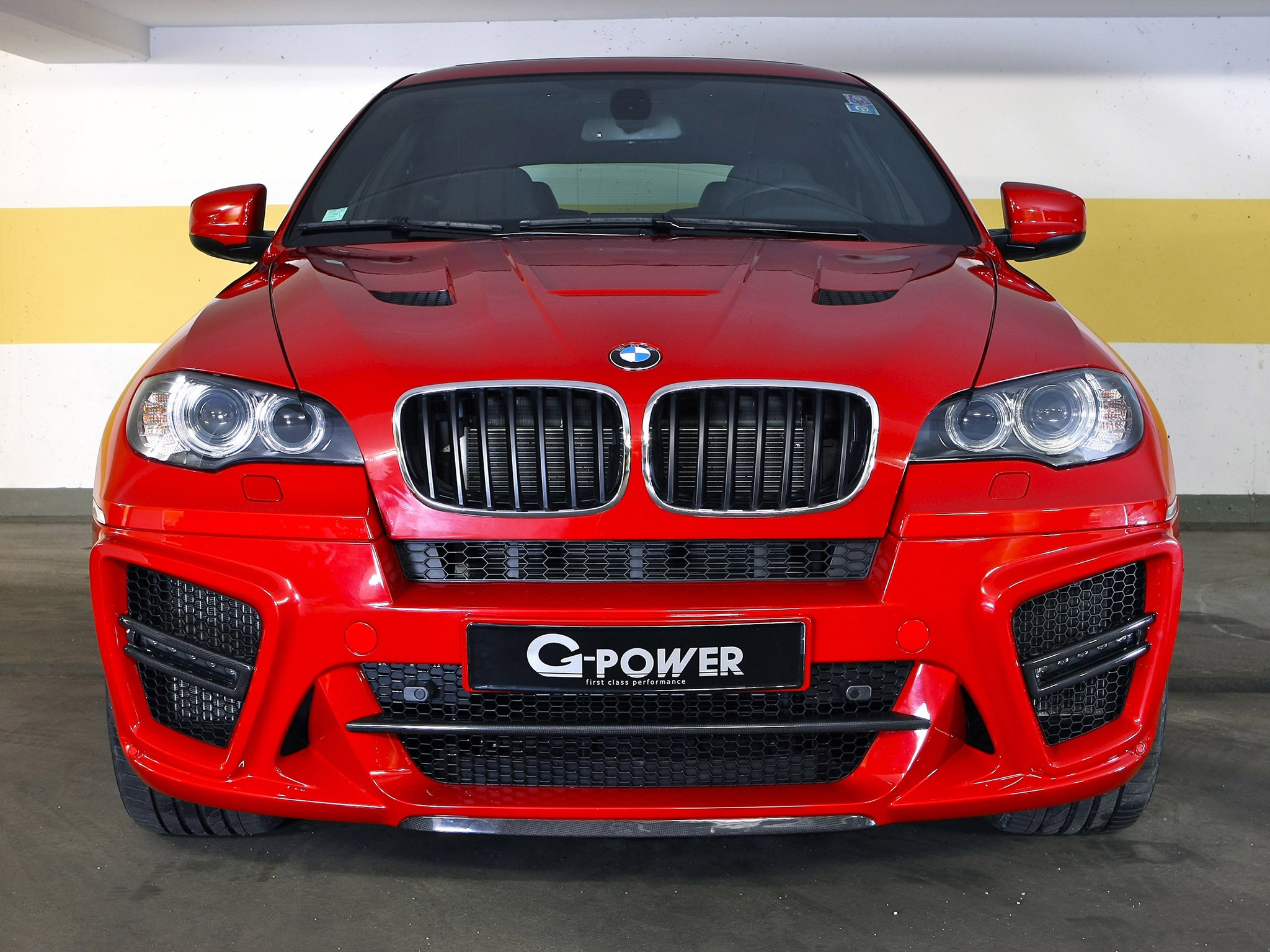 2011 G-power - Bmw X6 M Typhoon S