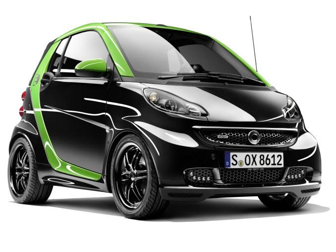 2012 Brabus Smart Fortwo Electric Drive Cabrio