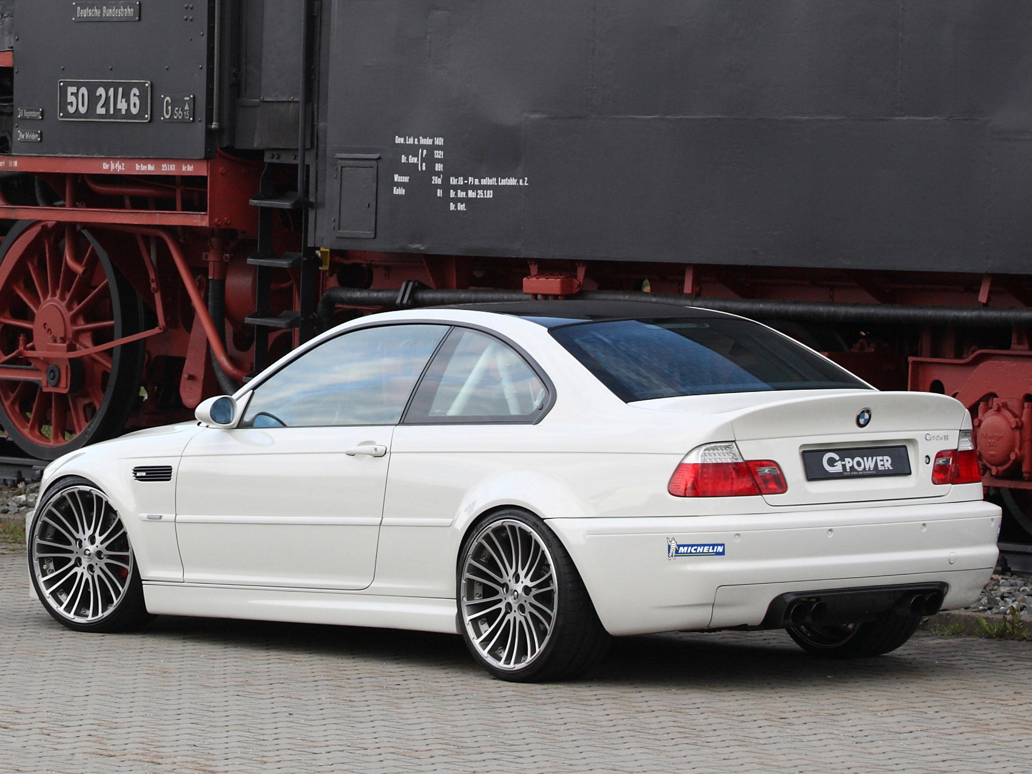 2012 G-Power - Bmw M3 Coupe E46
