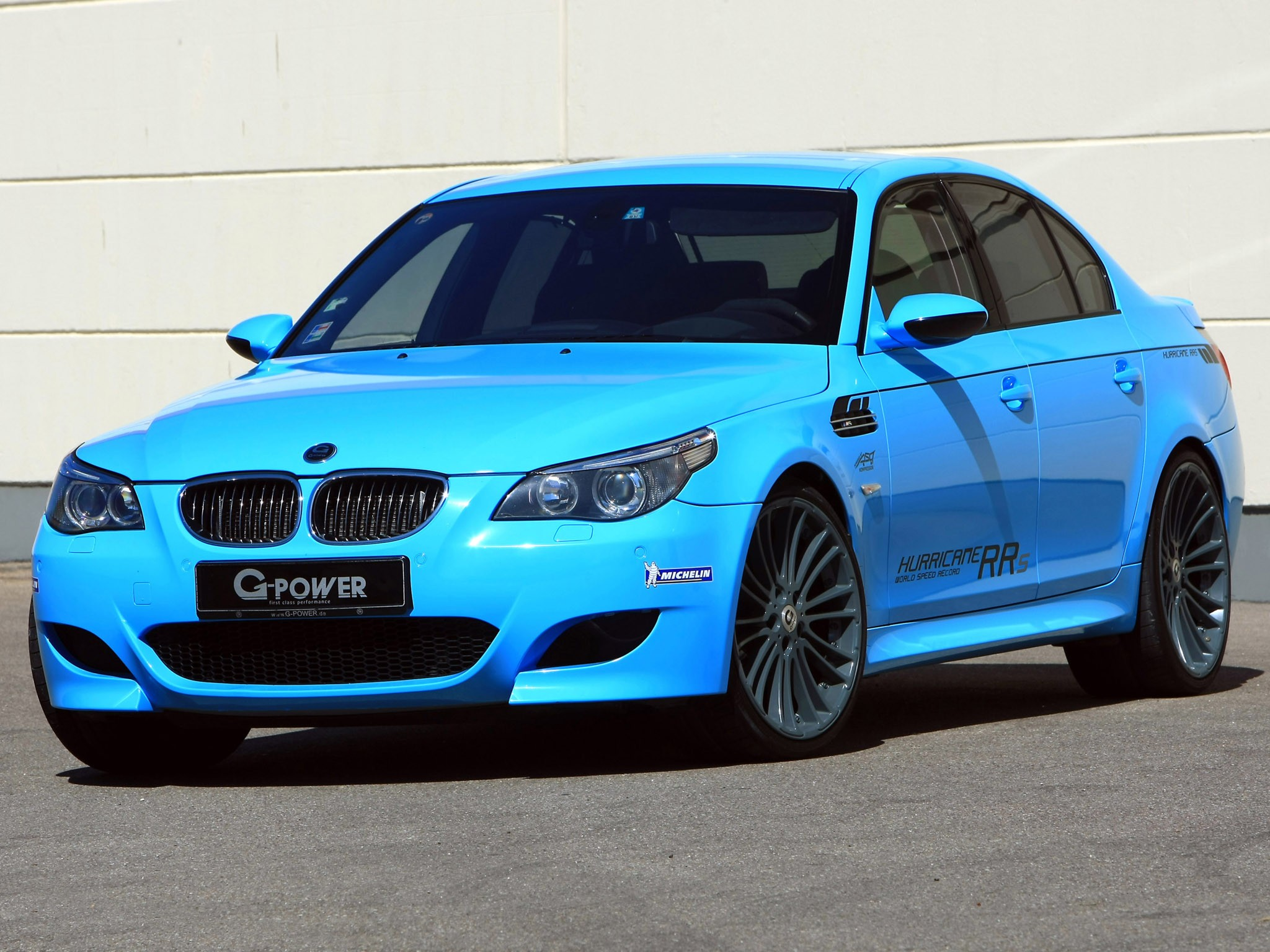 2012 G-Power - Bmw M5 Hurricane RRS