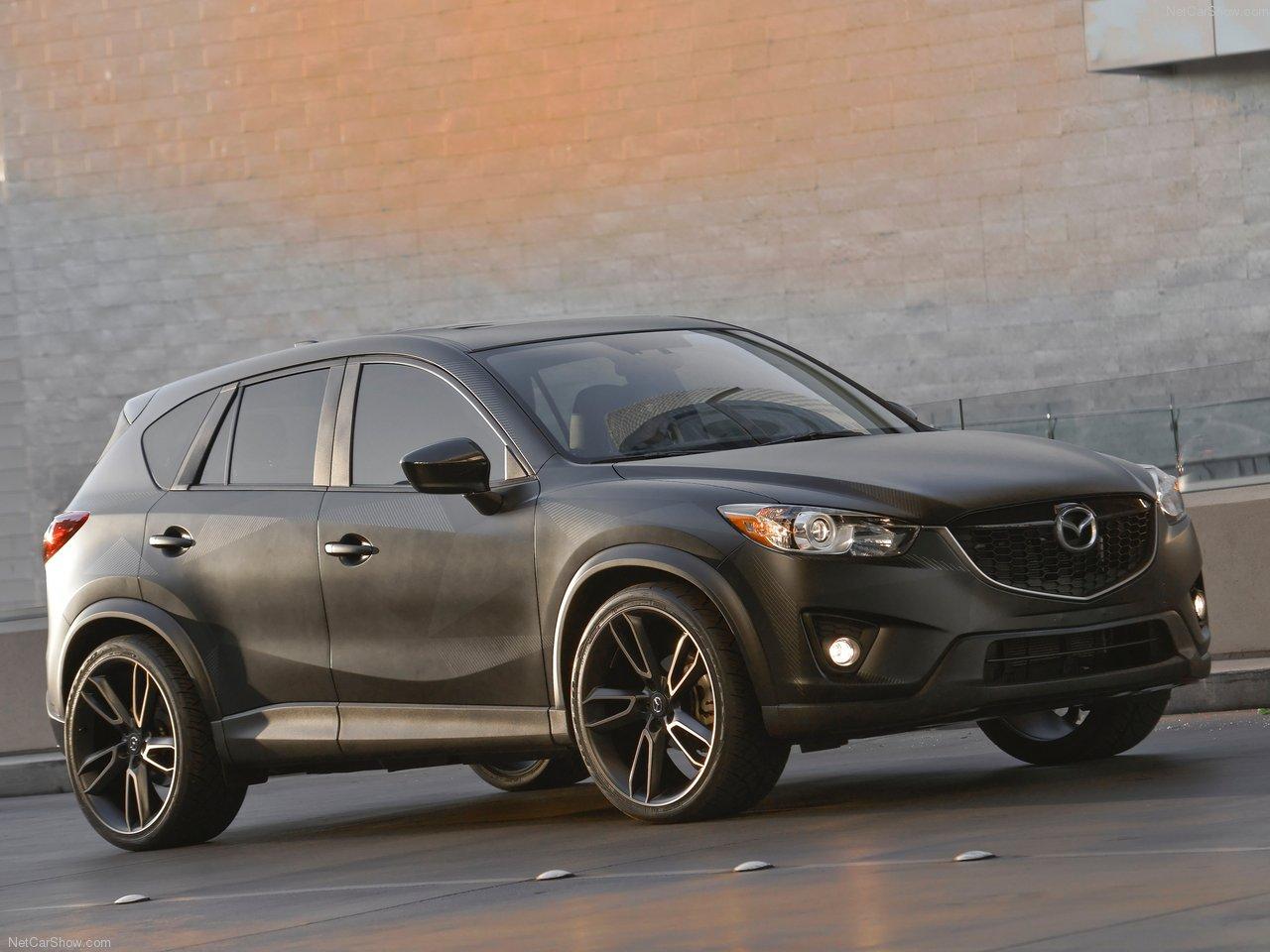2012 Mazda CX-5 Urban Concept