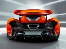 2012 Mclaren P1 Concept