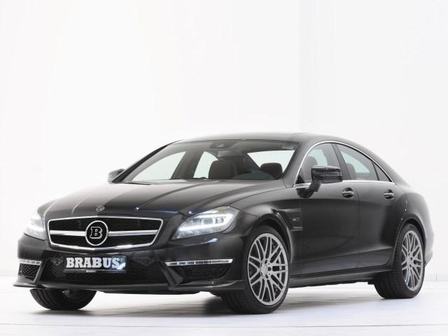 2013 Brabus Mercedes CLS B63 X218