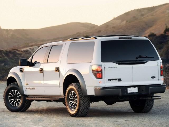2013 Hennessey - Ford F150 Velociraptor SUV 600