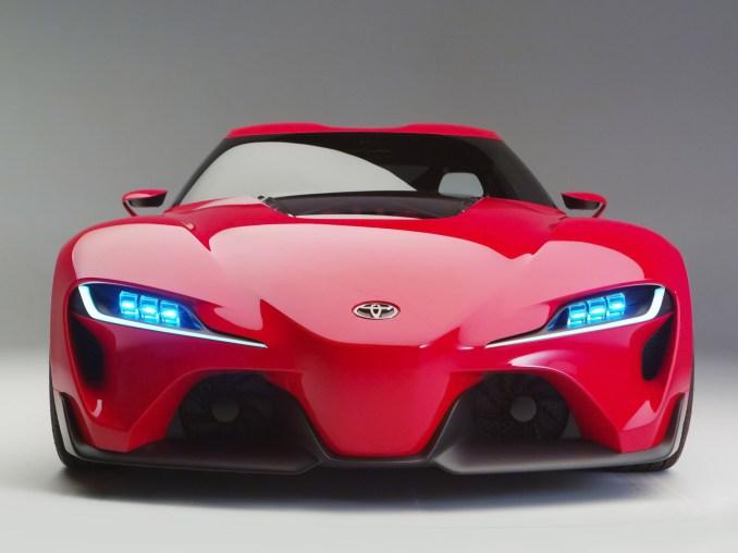Toyota FT-1 2014