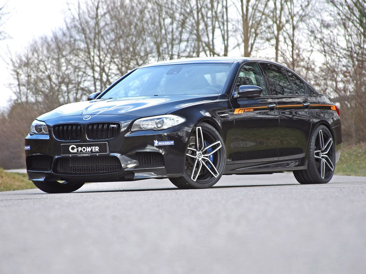 2015 G-power - Bmw M5 F10
