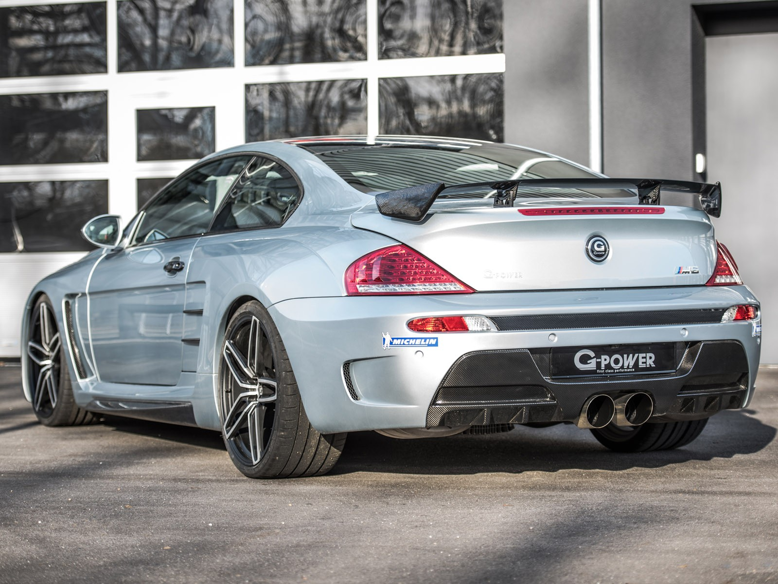 2015 G-power - Bmw M6 Hurricane CS Ultimate E63
