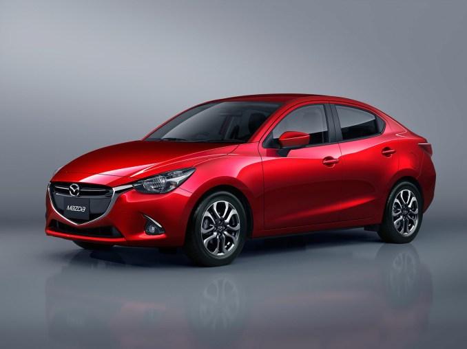 2015 Mazda2 Sedan