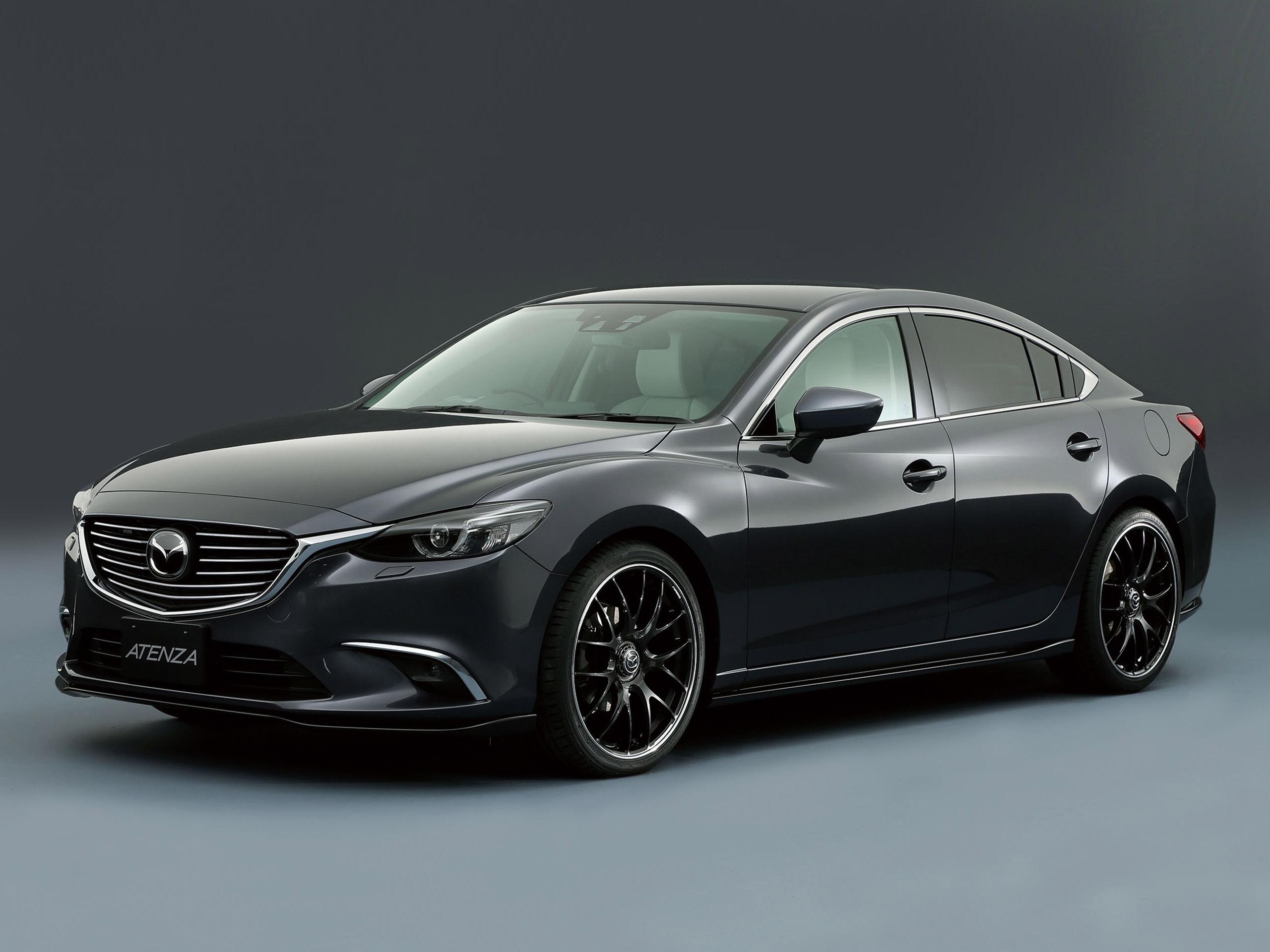 2015 Mazda Atenza Prestige Style Concept
