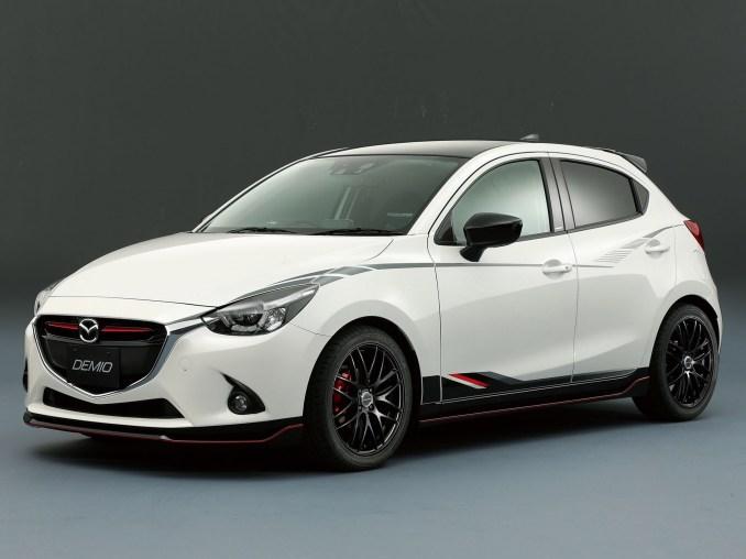 2015 Mazda Demio Racing Concept