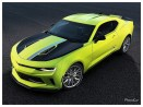 2016 Chevrolet Camaro Turbo AutoX Concept
