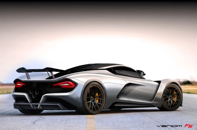 Hennessey Venom F5 2016