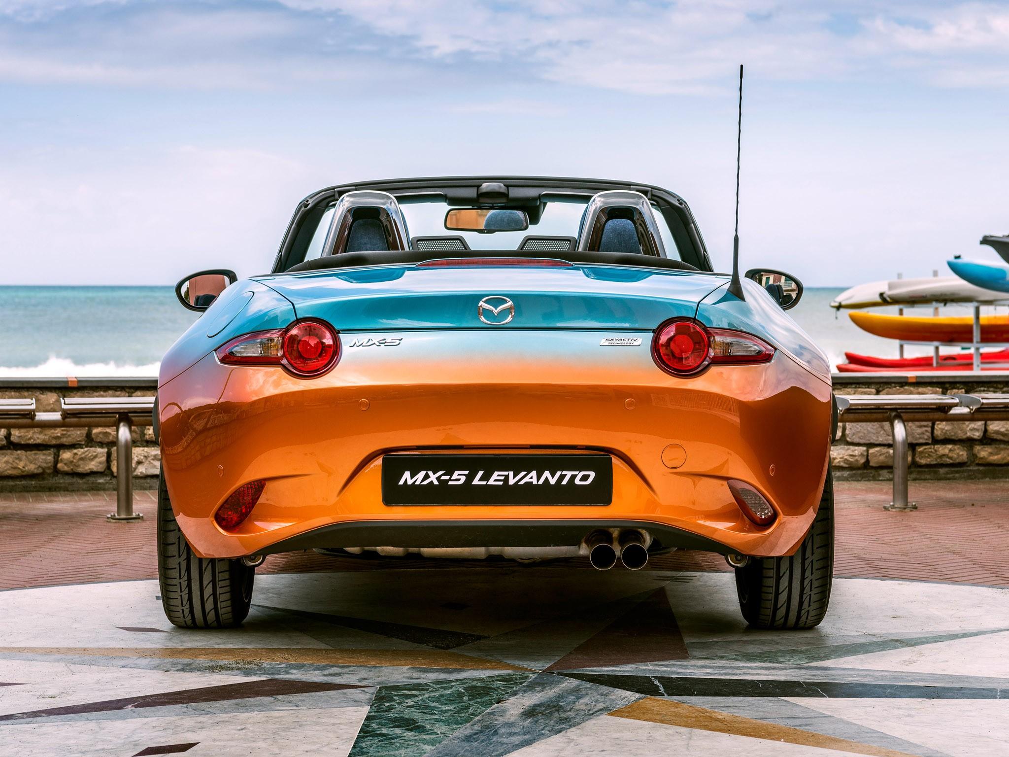 2016 Mazda MX-5 Levanto by Garage Italia Customs