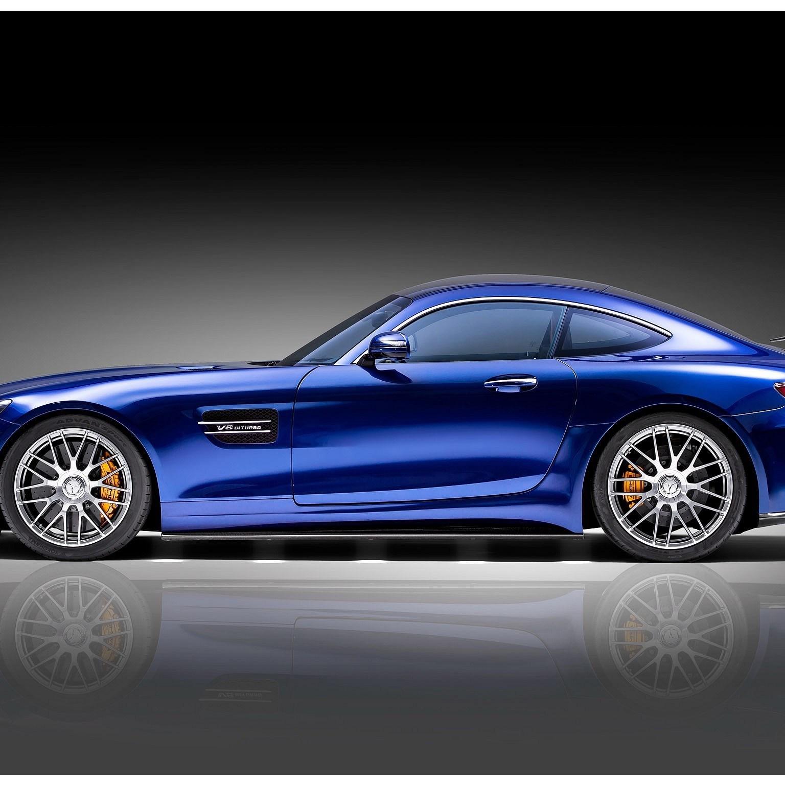 2016 Piecha Design : AMG Mercedes GT RSR C190