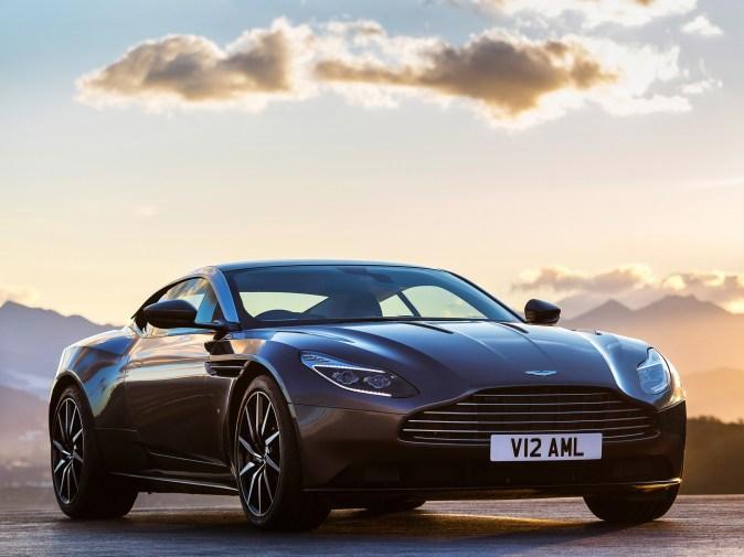 2016 Aston Martin DB11 UK