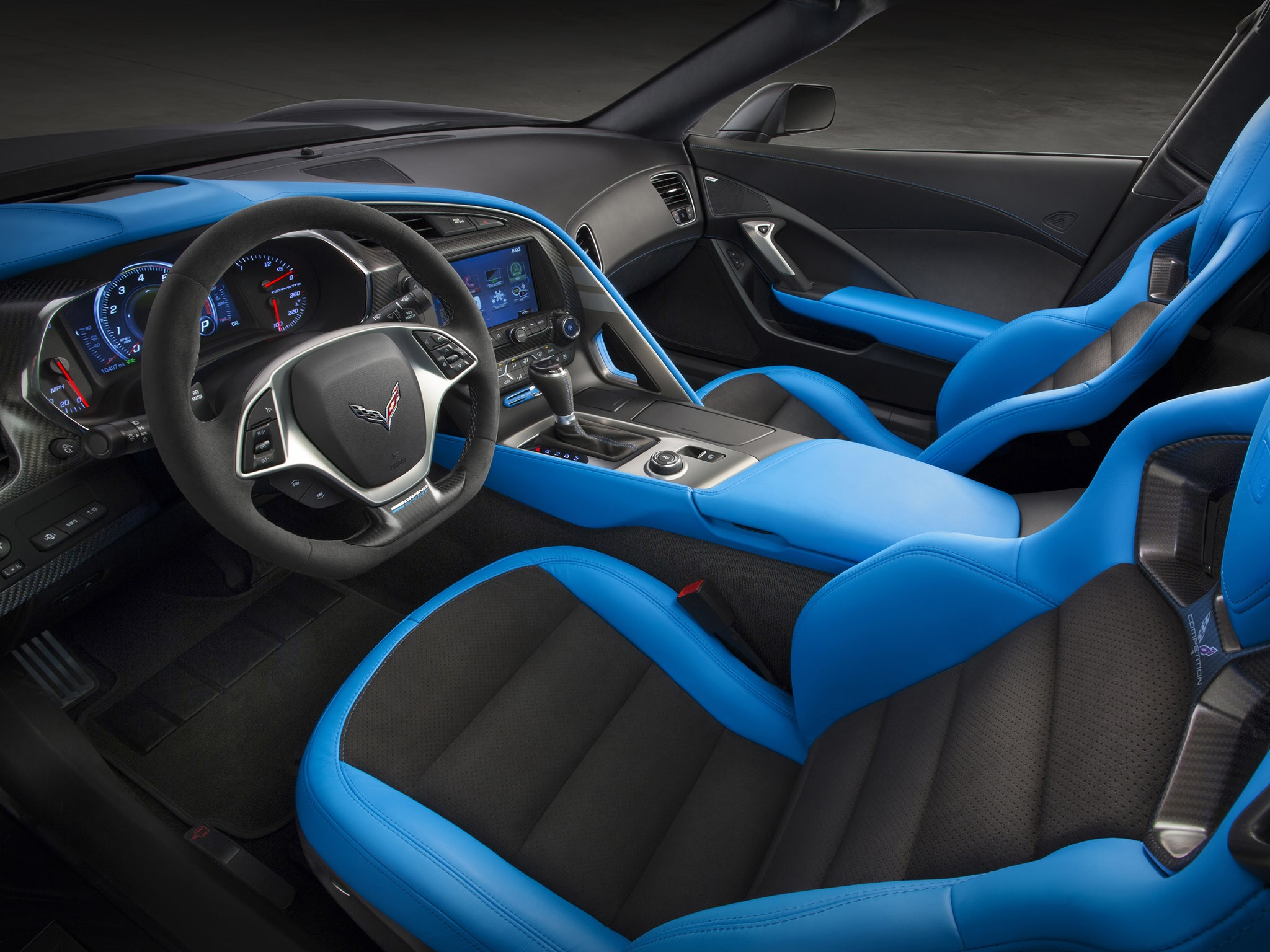 2016 Chevrolet Corvette C7 Grand Sport