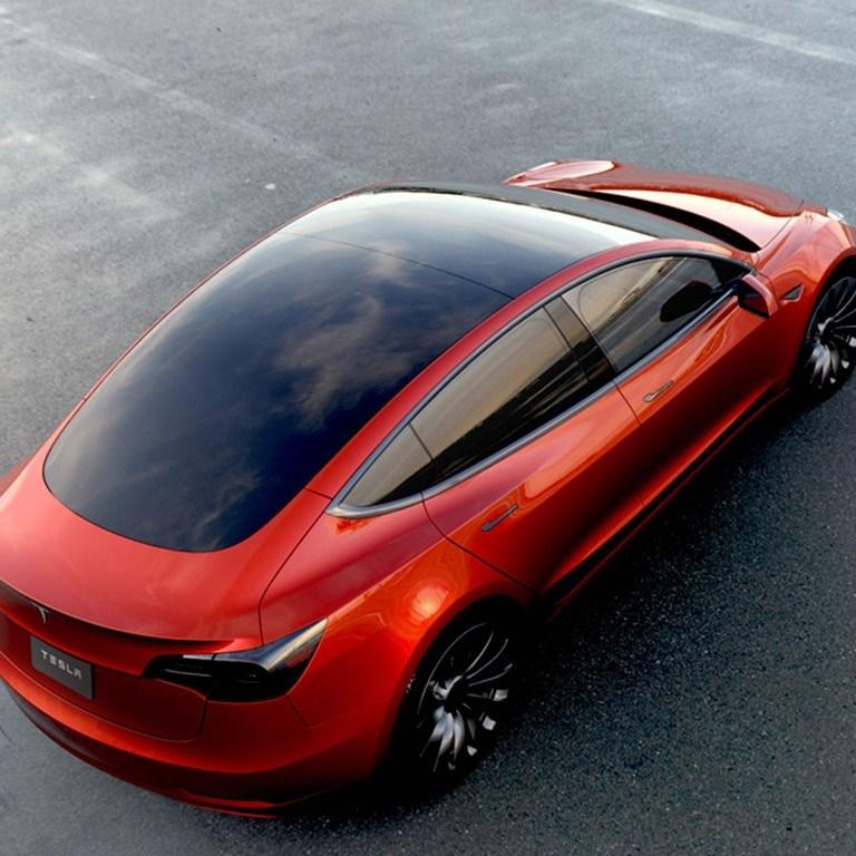 2016 Tesla Model 3 Concept