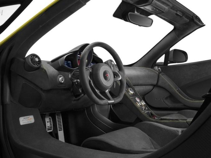2017 McLaren 675LT Spider