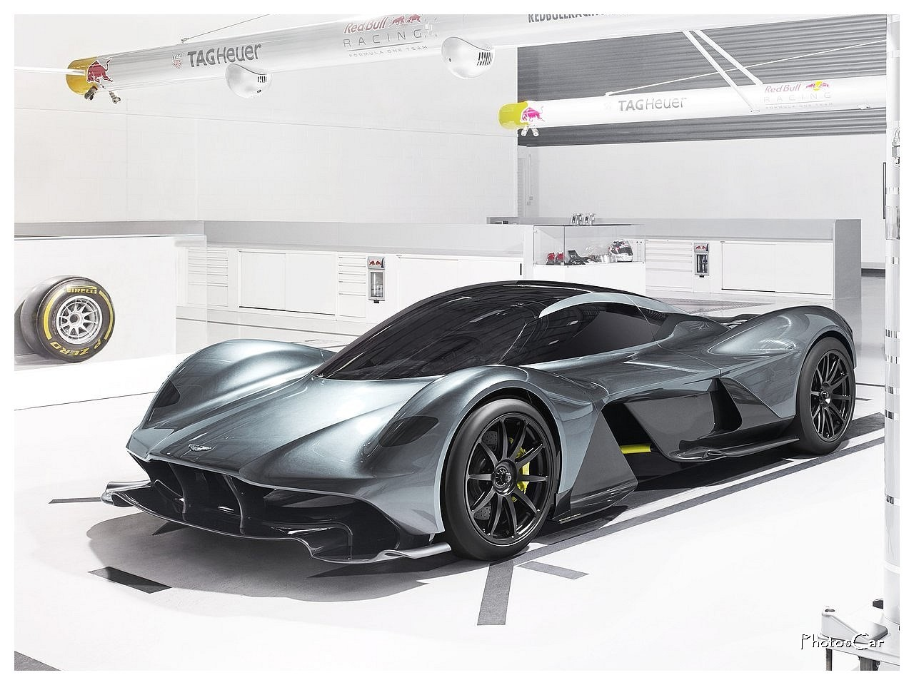 Aston Martin AM-RB 001 2018