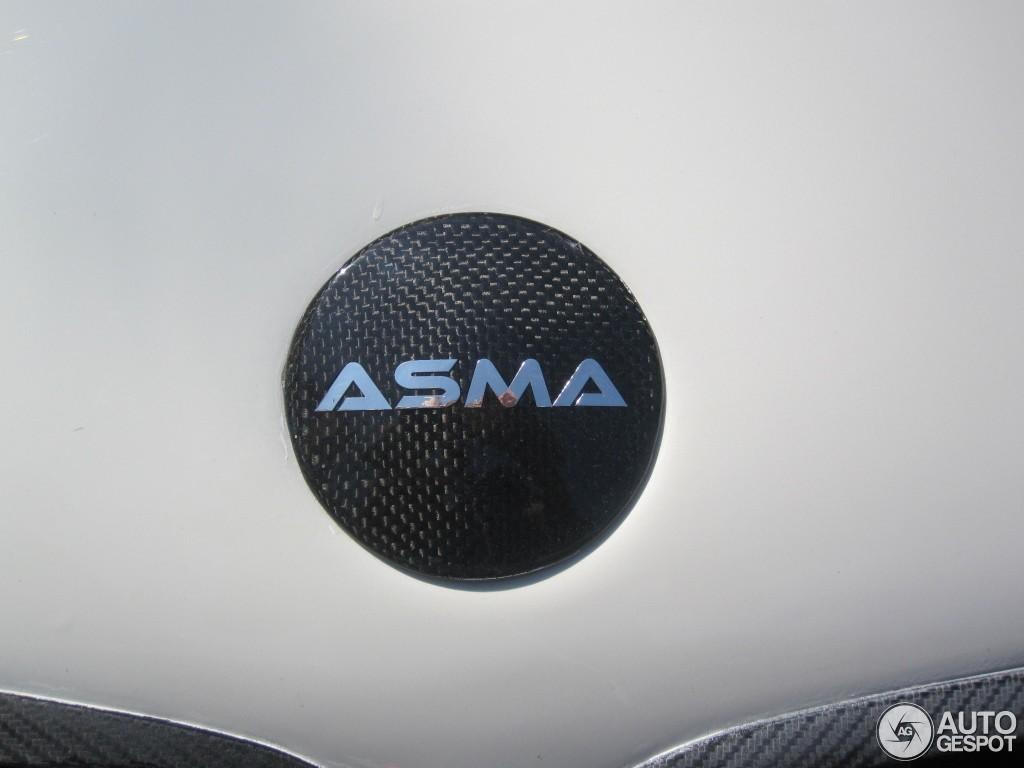 Logo Asma Design
