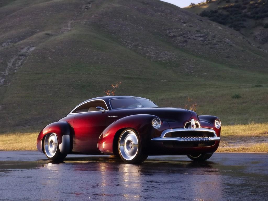 2005 Holden Efijy Concept