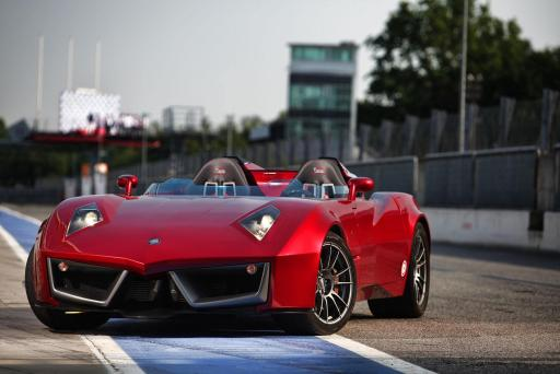 Spada Codatronca Monza 2011