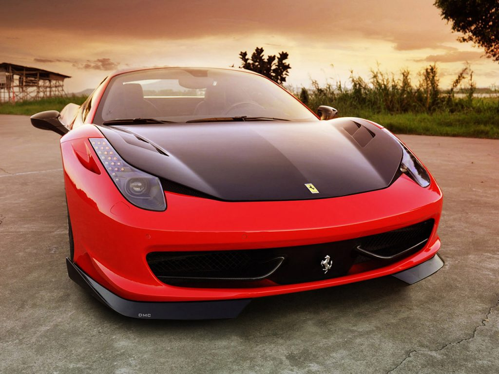 2013 Ferrari 458 Italia Spider by DMC Design