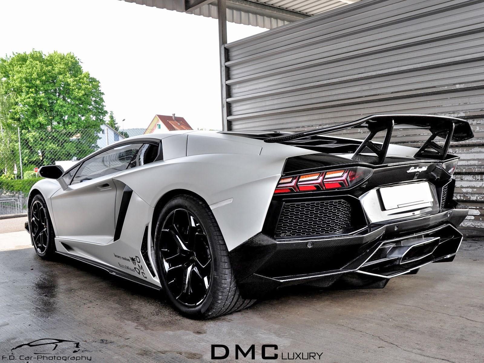 2013 Lamborghini Aventador lp900 SV Spezial Version by DMC Design