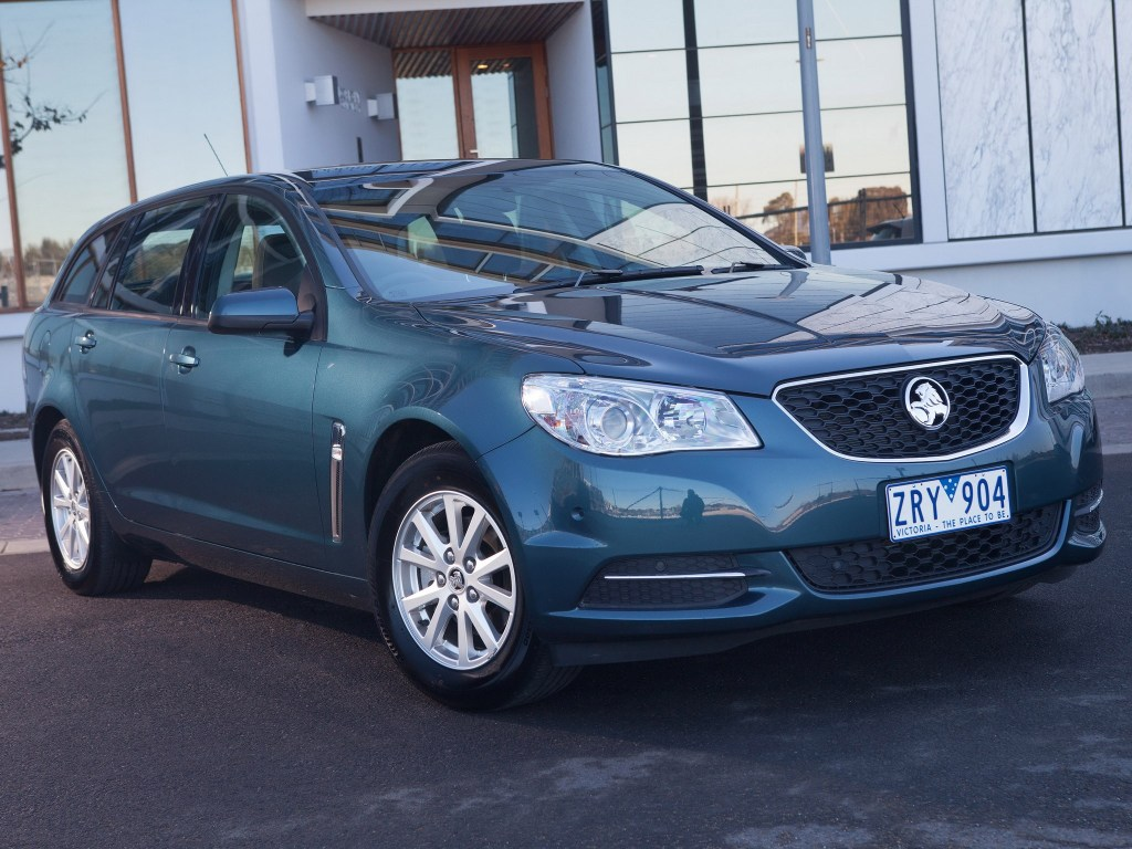 2013 Holden Commodore Evoke Sport wagon