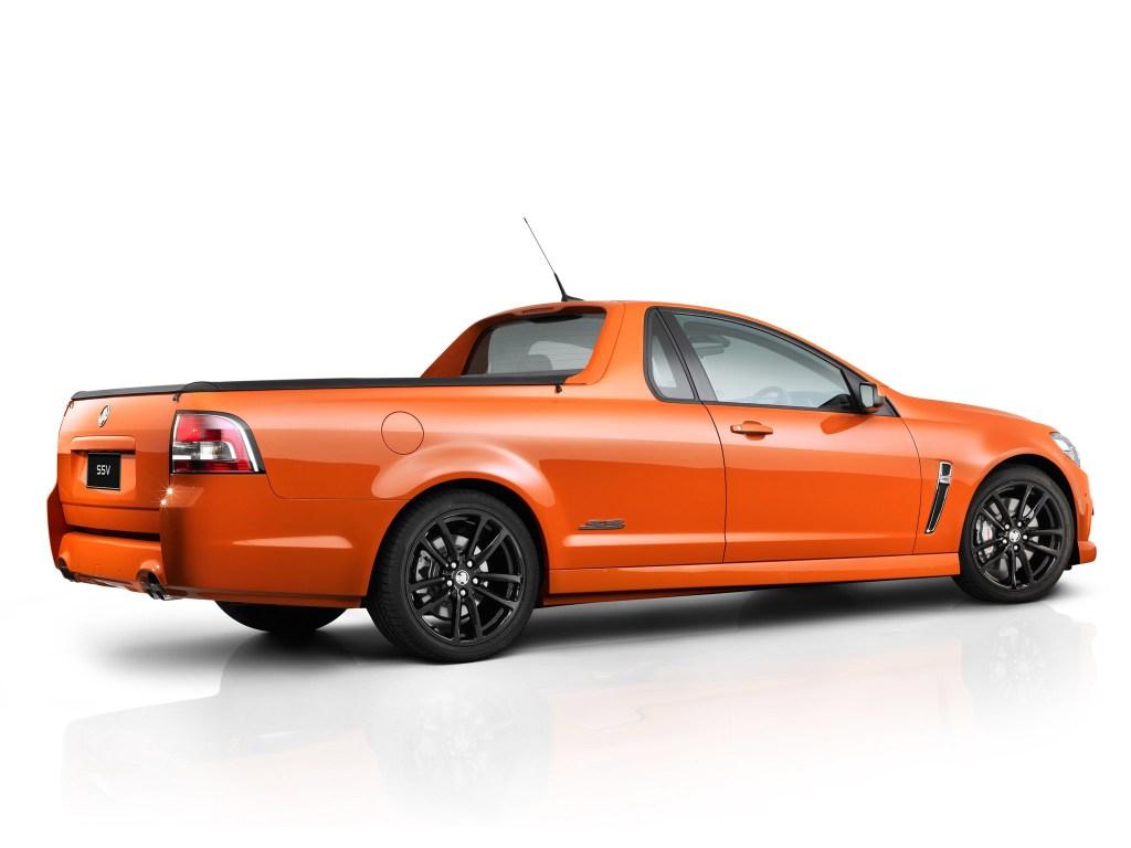 2013 Holden UTE SS-V