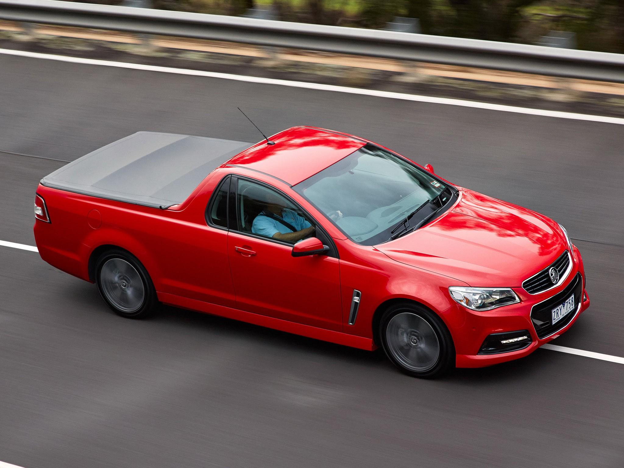 2013 Holden UTE SV6