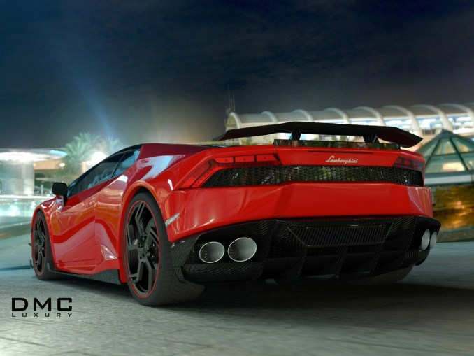 2014 Lamborghini Huracan Affari by DMC_Design