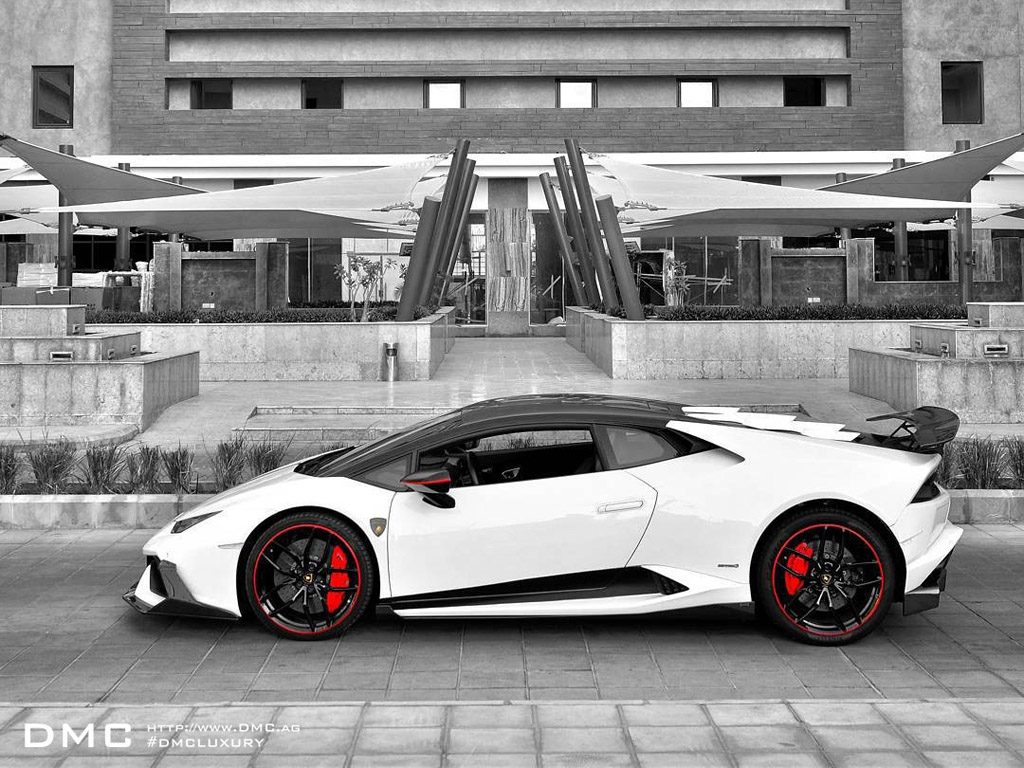 2015 Lamborghini Huracan LP610 Stage 3 by DMC_Design