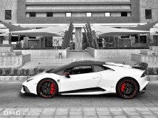 2015 Lamborghini Huracan LP610 Stage 3 by DMC Design