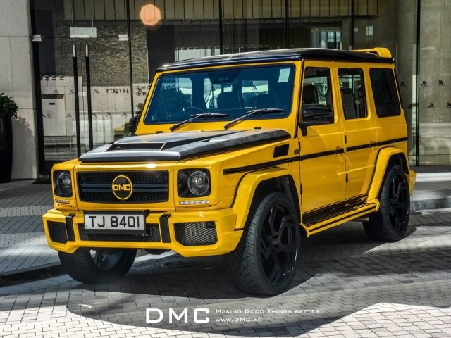 2015 Mercedes G88 Limited Edition by DMC_Design