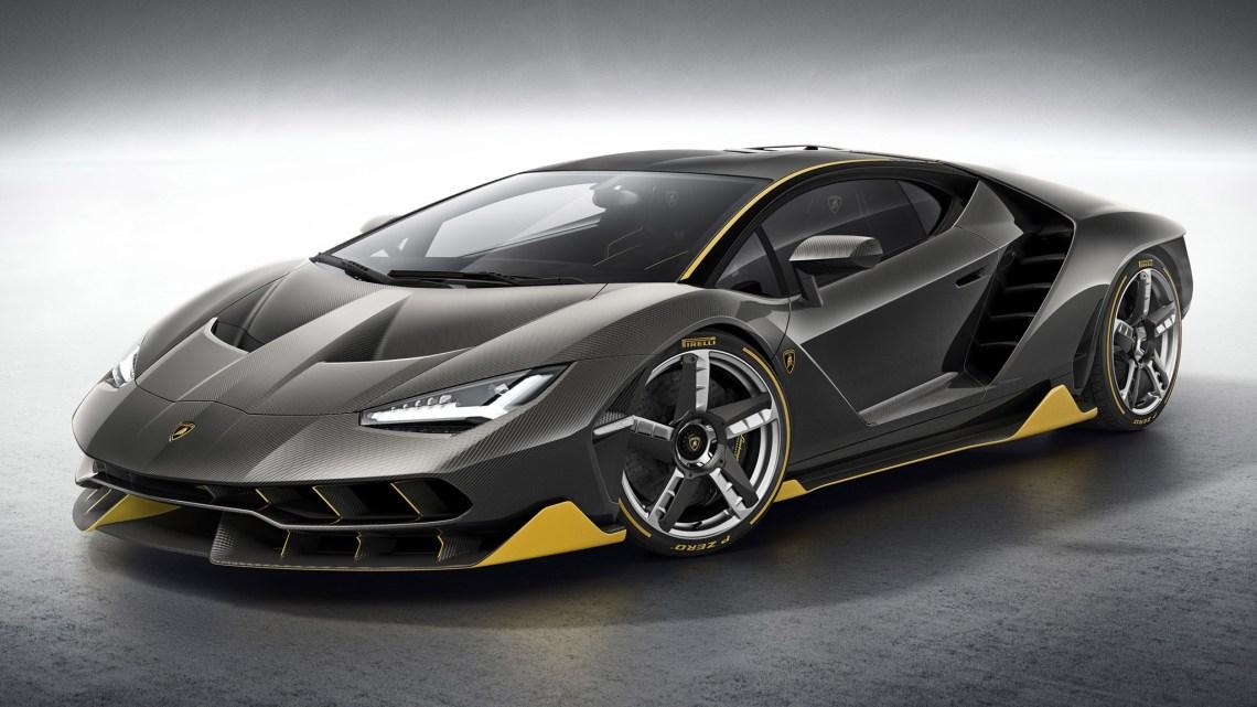 Lamborghini Centenario Coupe 2016 – Conception et aérodynamique