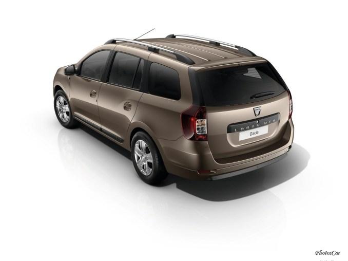 Dacia Logan MCV (2017)
