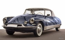 Citroen DS Le Dandy Coupe by Chapron Series 1