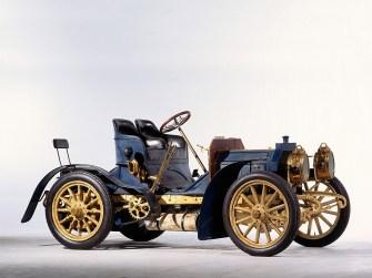 1901 Mercedes 35 HP