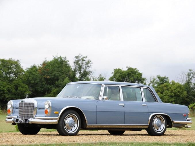 1964 Mercedes 600 Pullman W100