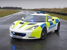2010 Lotus Evora Police