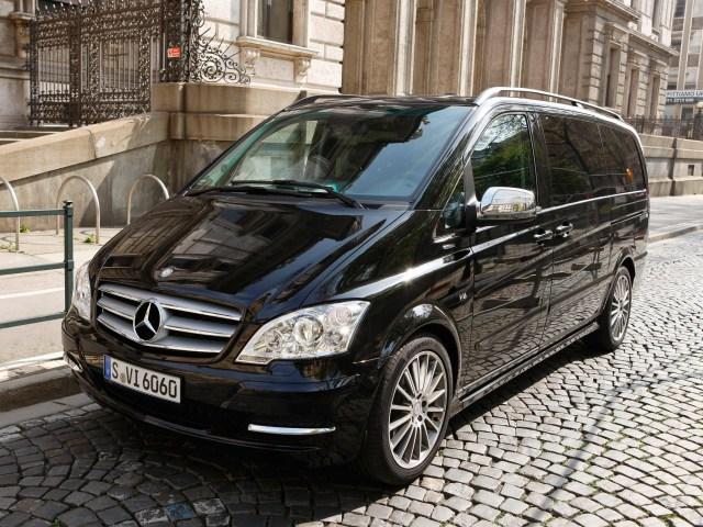 Mercedes Viano Carisma Auto Design 2013