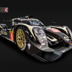 2014 Lotus LMP1 Race Car